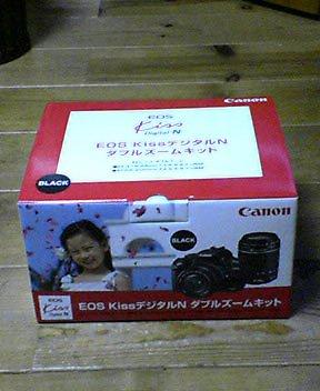 デジタル一眼レフカメラ購入!