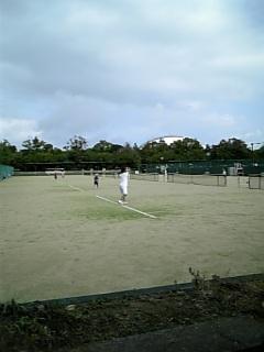 テニス大会!