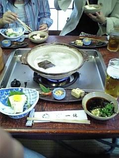 湯葉しゃぶ湯豆腐会席!