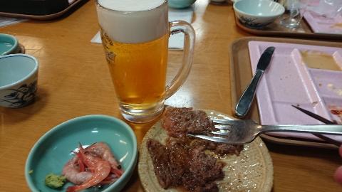 夕食&前夜祭開催中!