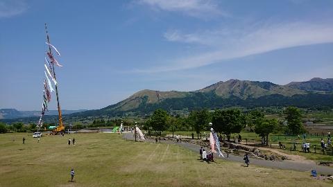 熊本観光(^-^)v